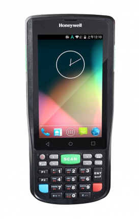 Терминал сбора данных Honeywell EDA50K LTE, WLAN, Android 7.1 with GMS , 1D/2D Imager (HI2D)