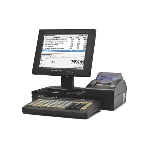 POS-система АТОЛ Ритейл 54 Pro АТОЛ 55Ф, Windows, Frontol 6